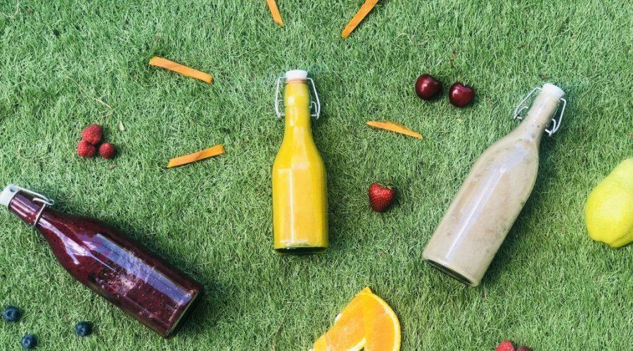 Przepisy na owocowe smoothies